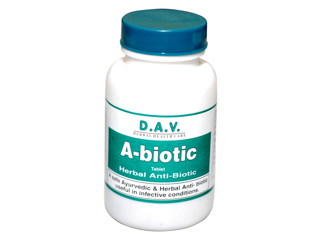 A-BIOTIC TABLET