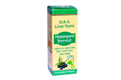 HEPARGARD SYRUP(LIVER TONIC)